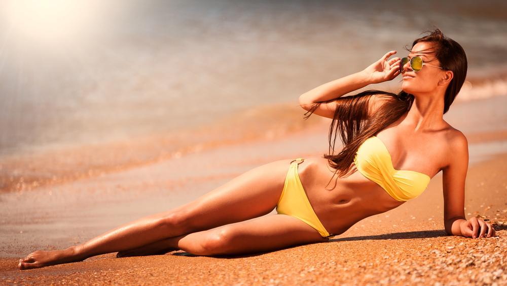 model_suncanje
