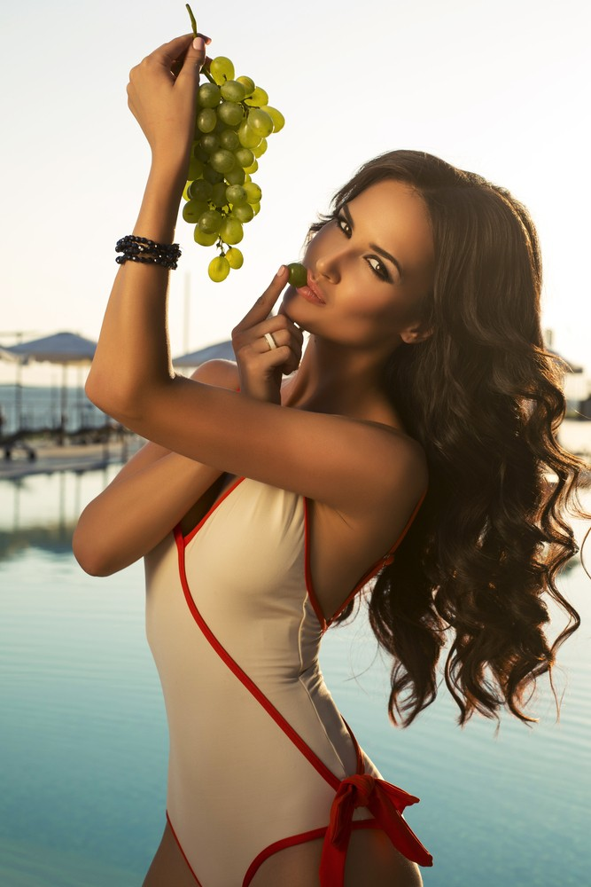 voće, model