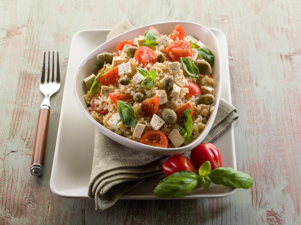 Hladna salata od riže