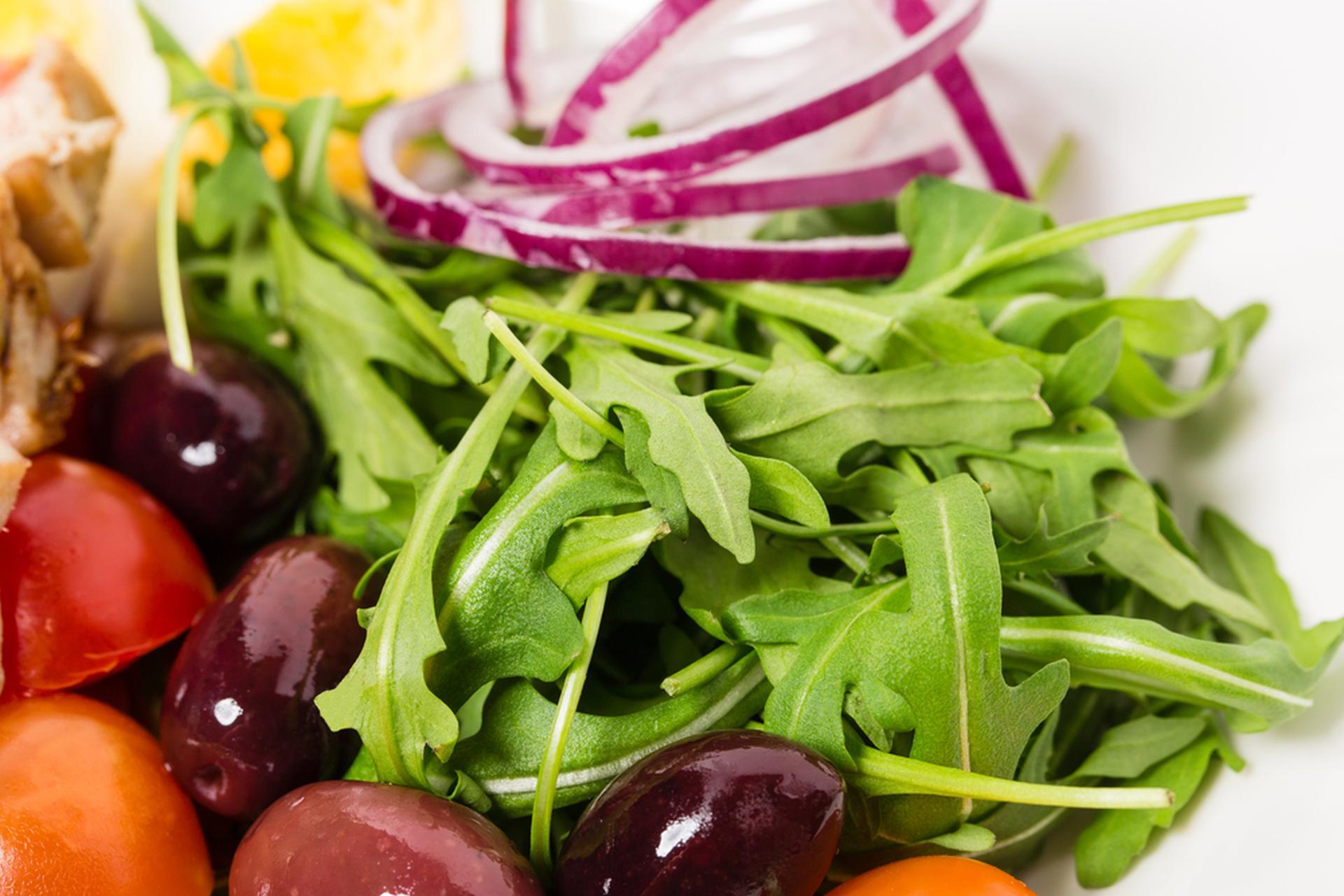 salata - ilustracija
