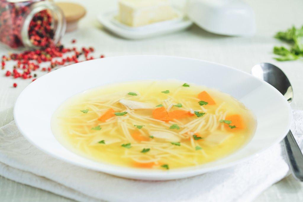pileća juha