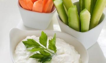 Zdrava kuhinja - Svježi sir s orasima i mrkvom