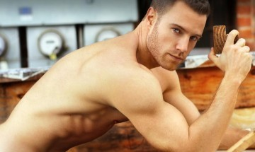 mišići. model