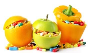 vitamini, voće